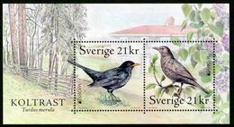 "SWEDEN/Schweden, EUROPA 2019 ""National Birds"" Minisheet** - 2019"