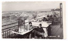 1963 YUGOSLAVIA, SLOVENIA, LJUBLJANA TO BELGRADE, FLAM: LADIES CHESS OLYMPIAD 10.10.1963. SPLIT - Yugoslavia