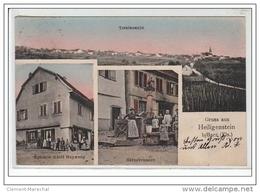 HEILIGENSTEIN B. BARR - GRUSS AUS - Très Bon état - Francia