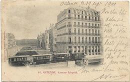 Oostende   *  Avenue Léopold  (Tram) - Oostende