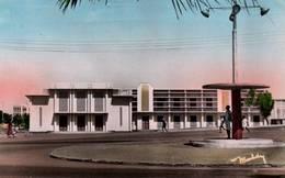 CPSM - DJIBOUTI - L'assemblée Locale  ... - Gibuti