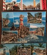 Lot 96 CPM, Italie, Maxi Années 1950,1960,1970, Puis1980 ..., Essentiellement Saluti, Souvenir, Ricordo,  Et Multivues - Italy