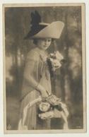 AK  Mädchen Mit Hut - Portraits