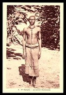 REPUBLIQUE CENTRAFRICAINE, Haute Sangha, Le Sorcier Kommanda, Ethnique - Centrafricaine (République)
