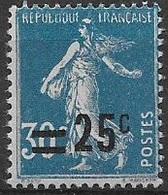 N°217 Neuf ** 1926-27 - France
