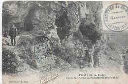 Noirmont. L'entrée De La Grotte De Noirmont. - Autres Communes