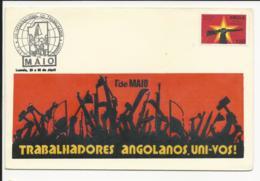 Cover Angola Dia Internacional Do Trabalhador Luanda - Angola