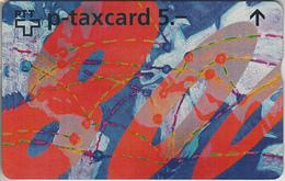 SUISSE - PHONE CARD - TAXCARD-PRIVÉE - FF & V *** SWISSFREECALL - 5 *** - Schweiz