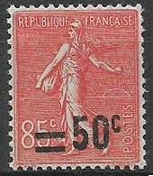 N°221 Neuf ** 1926-27 - France