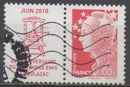 FRANCE  2010 __N°4460__OBL VOIR SCAN - Frankreich