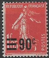 N°227 Neuf ** 1926-27 - France