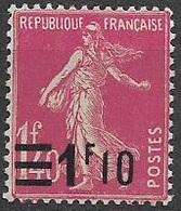 N°228 Neuf ** 1926-27 - France