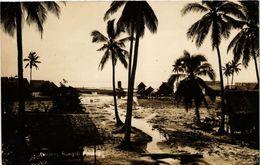 Penang Real Photo Postcard Sanjong Bungah (a1416) - Malaysia
