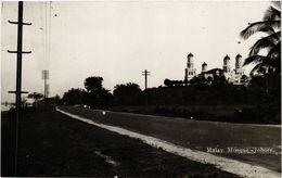 MALAYSIA Postcard Malay Mosque Johor (a1403) - Malaysia