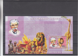 Republique Democratique Du Congo - Albert Schweitzer