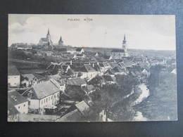 AK PULKAU B. Hollabrunn 1910  ///  D*39731 - Hollabrunn