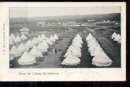 Oldebroek - T Kamp - 1902 Kleinrond Utrecht - Zwolle - Paesi Bassi