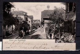 Suisse - Gruss Aus Entlebuch - Rue Animée - LU Lucerne