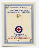 France, Yvert Carnet Croix-Rouge 2002** (1953), Neuf Sans Charnière, état Parfait, MNH - Rode Kruis