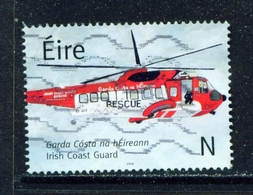 IRELAND  -  2019  Coastguard  'N'  Used As Scan - 1949-... République D'Irlande