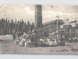 Tivoli - Sidste Nyhed Er Piazza Del Popolo! Sendt 1908 - Danimarca