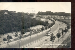 Arnhem - Panorama Hazegrietje - Tram - 1932 - Arnhem