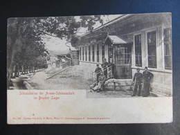 AK BRUCK A.d.Leitha Brucker Lager 1911 ///  D*39746 - Bruck An Der Leitha