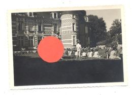 Photo ( +/- 8 X 12 Cm) Colonie De Vacances Dans Un Château - Ingouville Sur Mer 1962 (b257) - Places