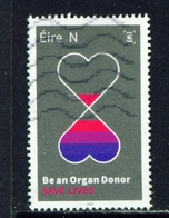 IRELAND  -  2019  Be An Organ Donor  'N'  Used As Scan - 1949-... Republic Of Ireland