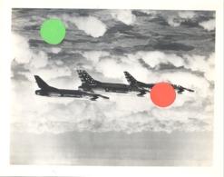 USAF  - (Photo N° 3 : +/- 20 X 24 Cm ) D' Avions A IDENTIFIER De L'armée Américaine - 1950...60..(b258) - Aviation
