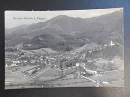 AK DEUTSCHFEISTRITZ B. Peggau GU Ca.1920 ///  D*39755 - Altri