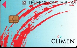 ! Telefonkarte, Telecarte, Phonecard, 1996, O799, Auflage 3000, Schering, Climen, Germany - Duitsland