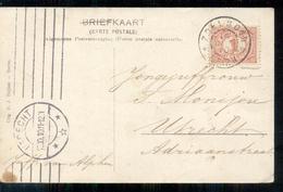 Zoelmond - Grootrond Stempel - 1910 - Autres