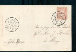 Grootrond Nijland - Langebalk Heeg - 1907 - Autres