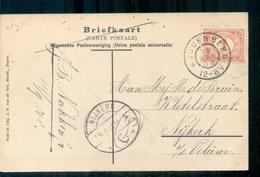 Woudenberg Grootrond - Nijkerk Langebalk - 1908 - Autres