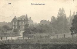 BELGIQUE - LUXEMBOURG - MARCHE-EN-FAMENNE - AYE - Château De Hemricourt. - Marche-en-Famenne