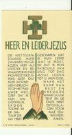 ** HEER  EN  LEIDER  JEZUS ** SCOUTISME - Scoutisme