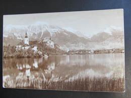AK BLED VELDES Photo Ca.1910 ///  D*39760 - Slowenien