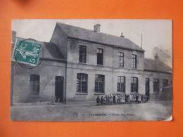 Cpa  Dunkerque Teteghem 59 école Des Filles - Autres Communes