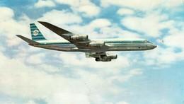 KLM.SDOUGLAS DC.8   Carte Format...13/23 Cm - 1946-....: Modern Era
