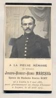 Doodsprentje Joseph Hubert Henri Marchal -Lustin  / Loyers  - Gesneuvelde / Soldaat WO1 WW1 - Todesanzeige