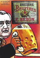 CPM VOSGES Jihel Tirage Signé 30 Ex. Numérotés Signés Remiremont Bruyères E. BEXON Bière Beer - Bruyeres