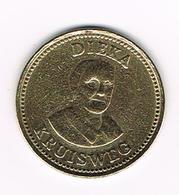 //  JETON  DIEKA KRUISWEG 1 CONSUMPTIE  MARKELO  1990 - Monétaires/De Nécessité