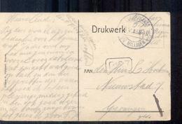 Millingen - Legerplaats - Militair Verzonden - 1916 - Autres