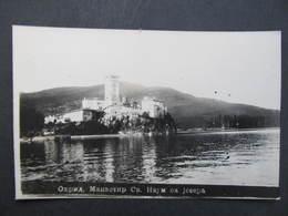 AK OCHRID OHRID Ca.1920 ///  D*39776 - Mazedonien