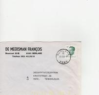 Poststempels BERLARE E  9290 - Storia Postale