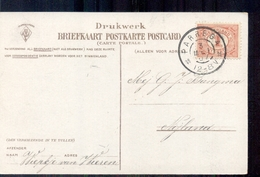 Parrega - Grootrond - 1907 - Pays-Bas