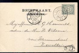 Oldeboorn - Grootrond - 1902 - Autres