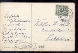 Beek - Bij Nijmegen 2 = Langebalk - 1915 - Autres