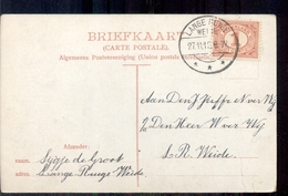 Lange Ruige Weide - Langebalk - 1912 - Pays-Bas